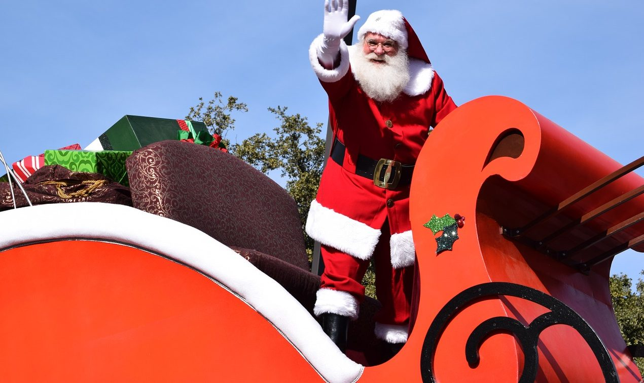 2018 Christmas Parades in PBC